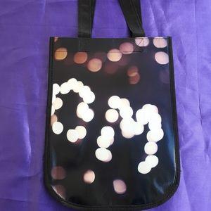 Lululemon Om Small Reuseable Retail Shopping Bag